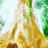 Asukaさんに贈った「みちすけさんの大樹の絵」と【甲寅】