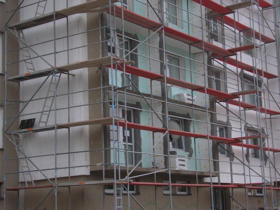 Монтажник изоляции / фасада