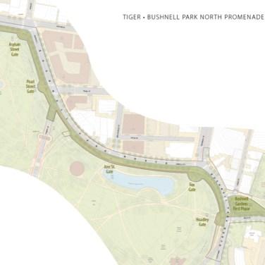 Bushnell Park North Plan