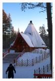 Santa Claus Village, Rovaniemi - Kota Hovi