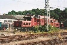 D - Nördlingen, musée bavarois de chemin de fer