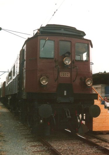 CH - CFF Historic Be 4/6