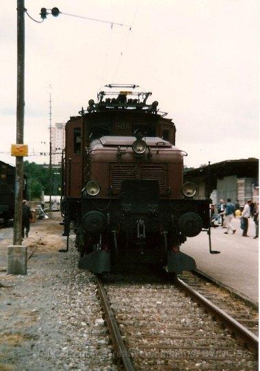 CH - CFF Historic Ce 6/8 II