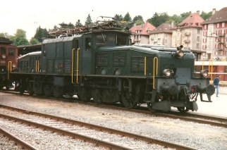 CH - CFF Historic Ce 6/8 III