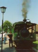 D, Prien, chemin de fer du Chiemsee