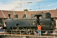 CH - DBB ex-Ec 4/5 SMB 11 à Delémont