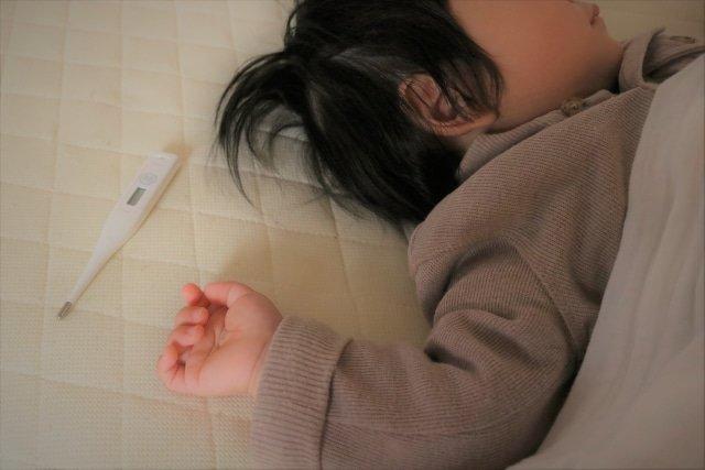 スイミングを風邪で休ませる基準!子どもが通えるのはいつからなのか