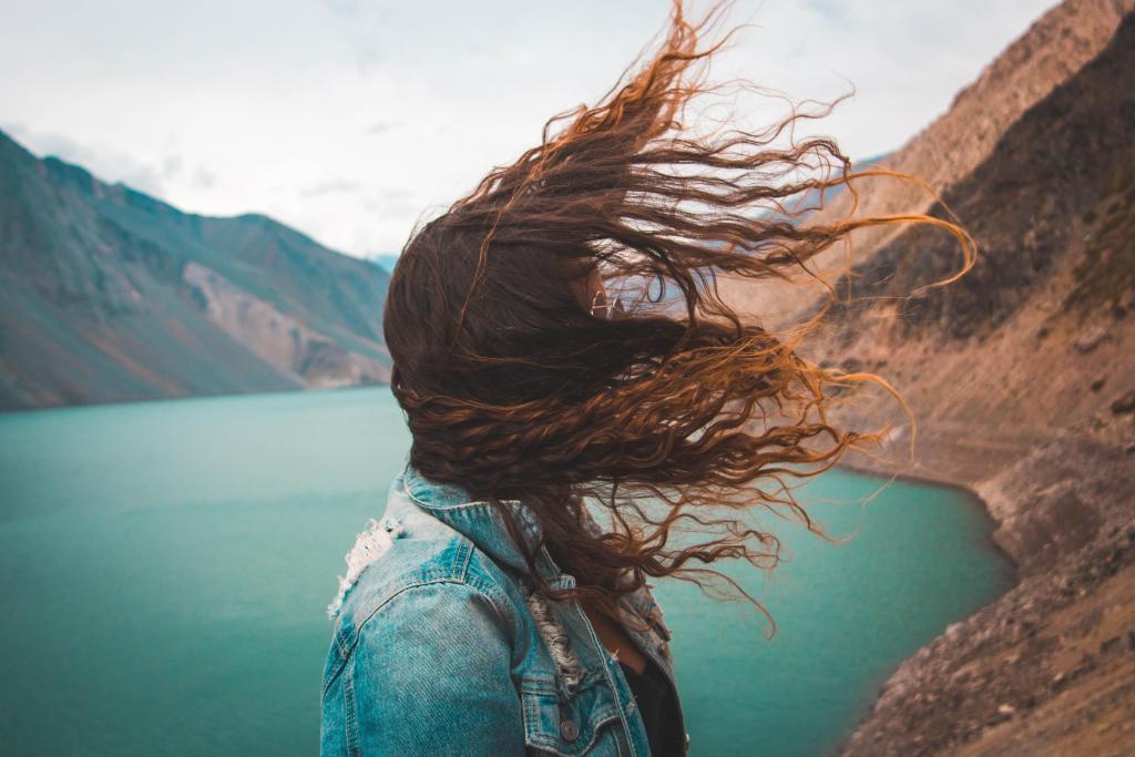 髪の毛ケア