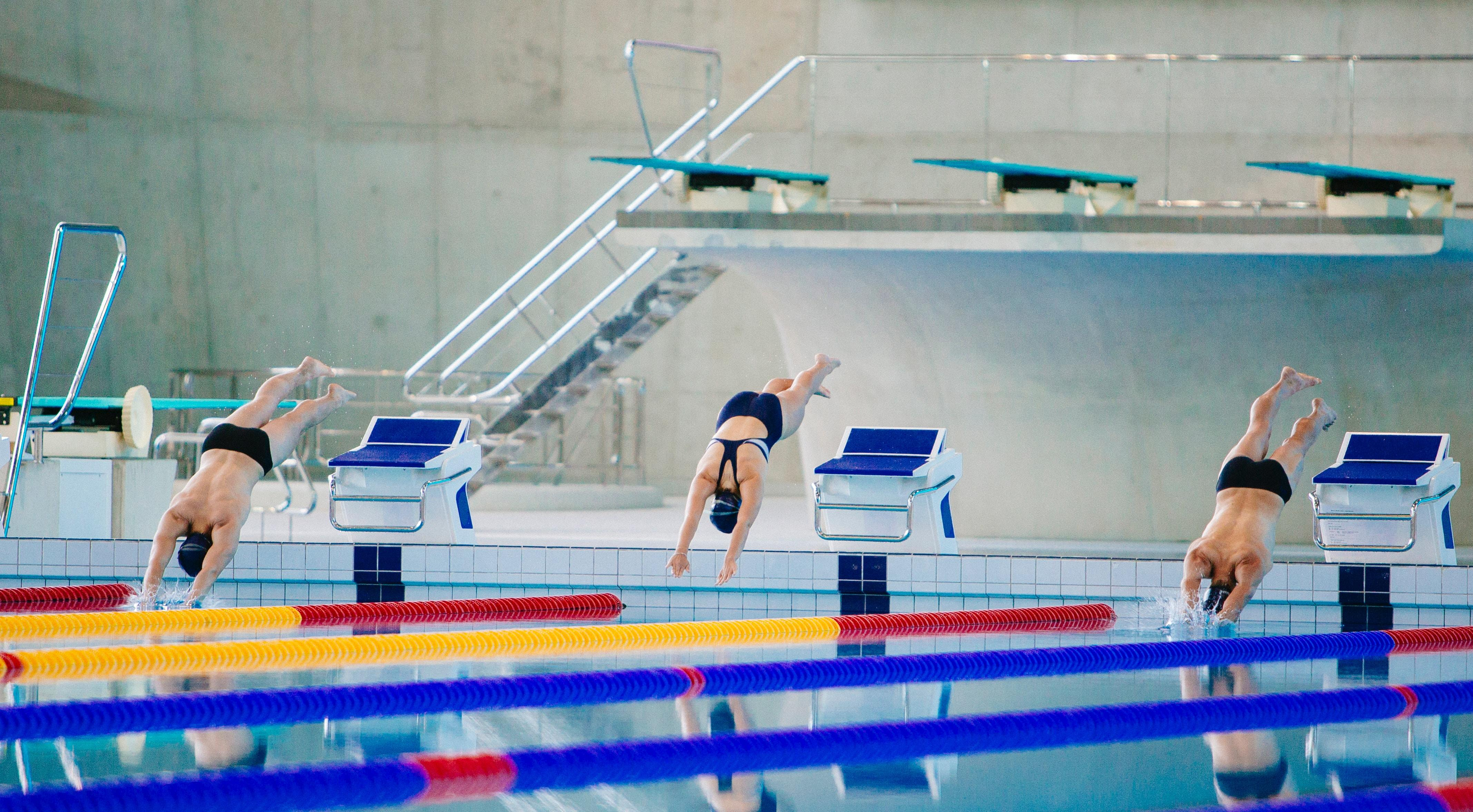 平泳ぎ スタート ルール