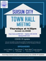 COVID 19 Virtual Town Hall Update