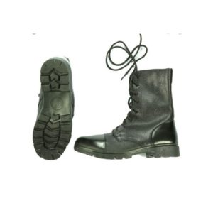 Black Security Guard Boots