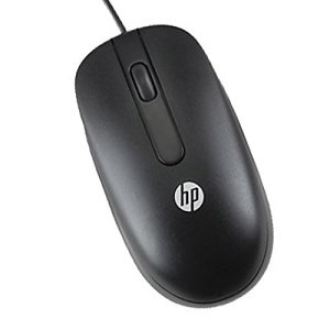 Hp Wired mouse optical USB mouse