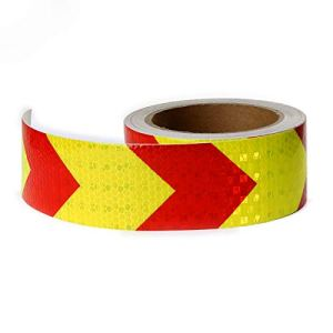 Sticker reflective Caution tape high visibility