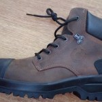 Base mining safety boot suitable for high temperature work places Kenya