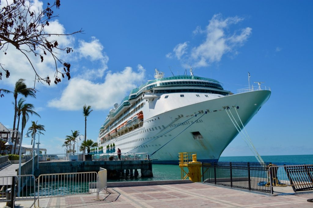 Why I Fell In Love With Key West Suitcase Sneakers - Cruise ships key west