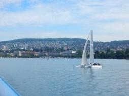 On Lake Zurich