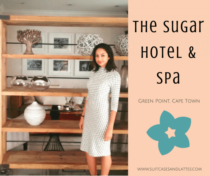 The Sugar Hotel Spa,Green PointCape Town