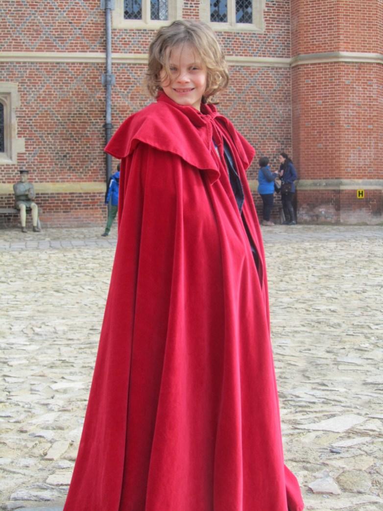 Fun at Hampton Court