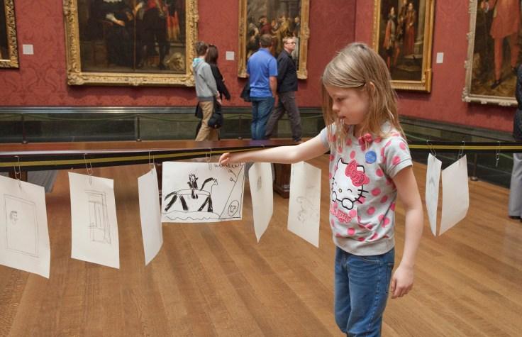 art workshops for kids in London