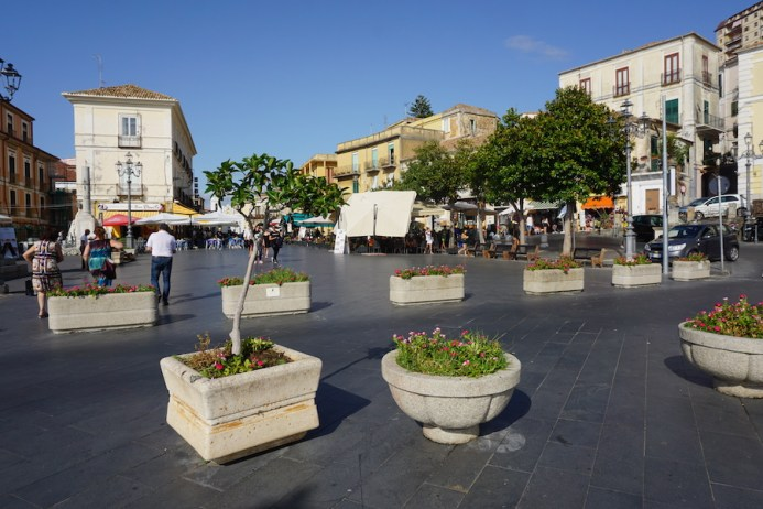 piazza in pizzo