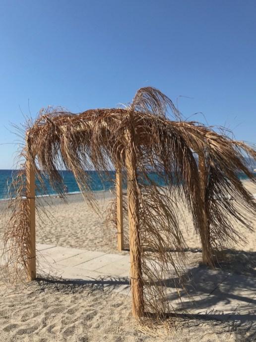 beach in calabria italy