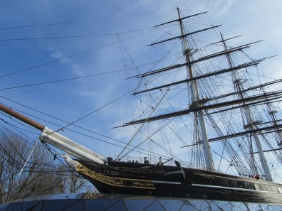 Family Fun on the Cutty Sark