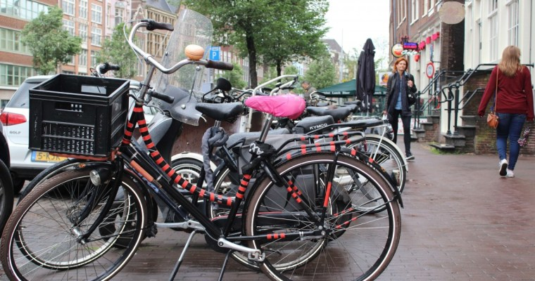 Suitcase Six BIKES 6 Ways to Save in Amsterdam & Belgium