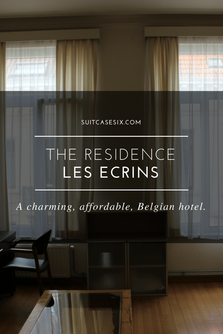 Suitcase Six LISTICLE-PINS The Residence Les Ecrins