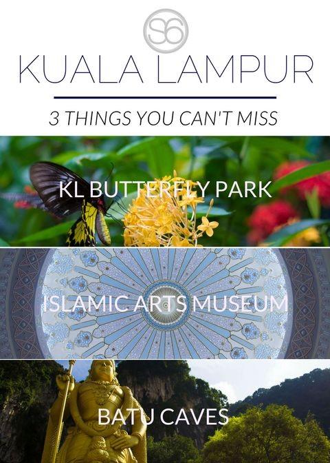 Suitcase Six 39de1929cd88b6e4d45f90380c94f7f9 3 Days in Kuala Lampur: My Malaysia Itinerary