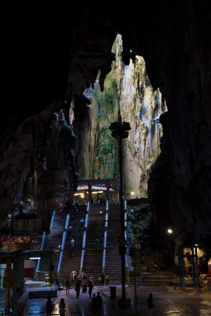 Suitcase Six CAVE-STAIRS-683x1024 3 Days in Kuala Lampur: My Malaysia Itinerary