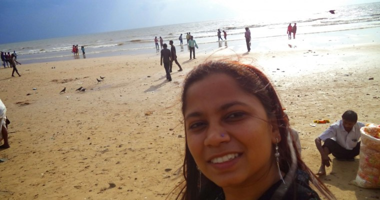 Suitcase Six Bhavi-beach Woman of the Week: Bhavi