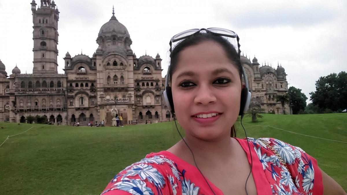 Suitcase Six Bhavi-headphones-selfie Woman of the Week: Bhavi