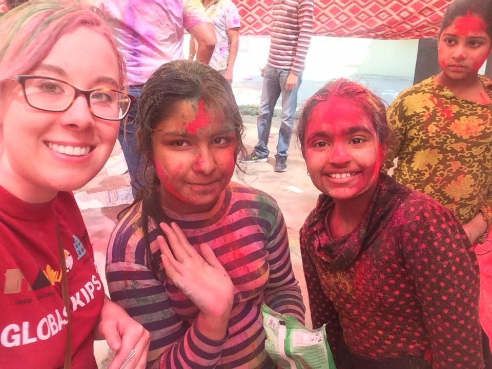 Suitcase Six holi_india Woman of the Week: Haley