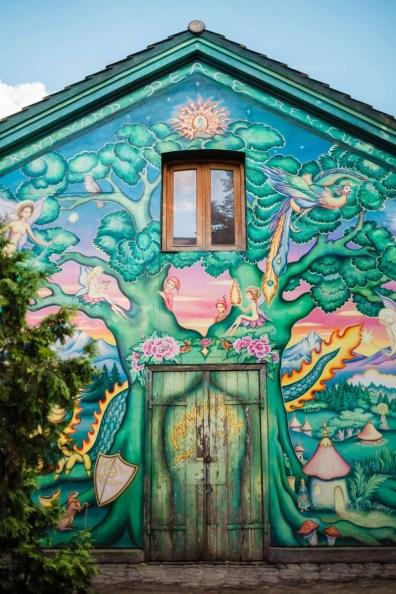Suitcase Six kelhudson-mural-2 Woman of the Week: Kelley