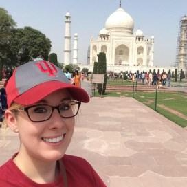 Suitcase Six selfie_tajmahal_india Wandering Women