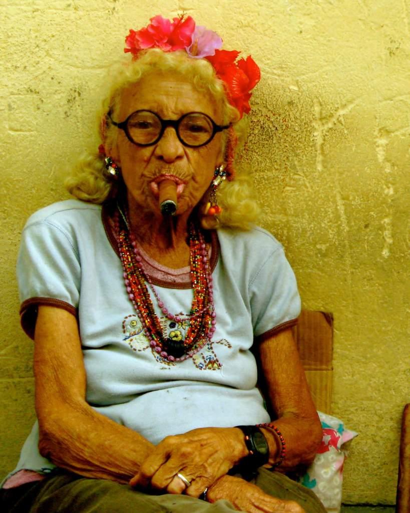 Suitcase Six Havana Woman of the Week: Vanessa