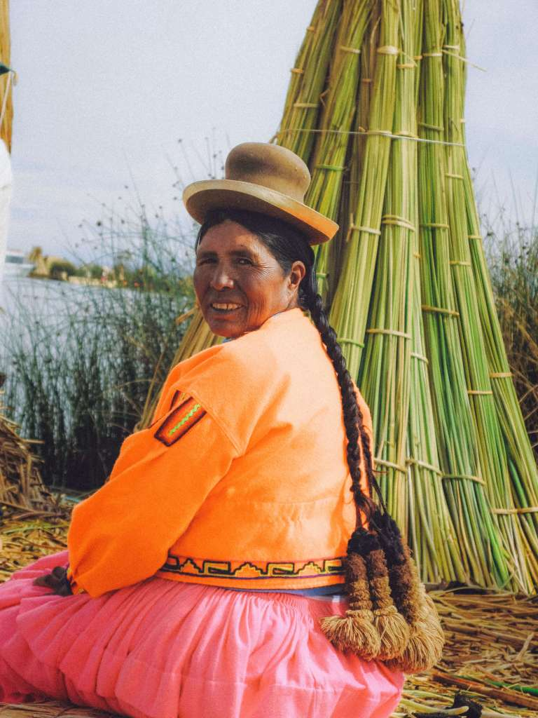 Suitcase Six Lake-Titicaca2 Woman of the Week: Vanessa