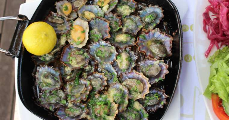 Suitcase Six limpets From Codfish to Cozido: 5 Places to Eat in the Azores