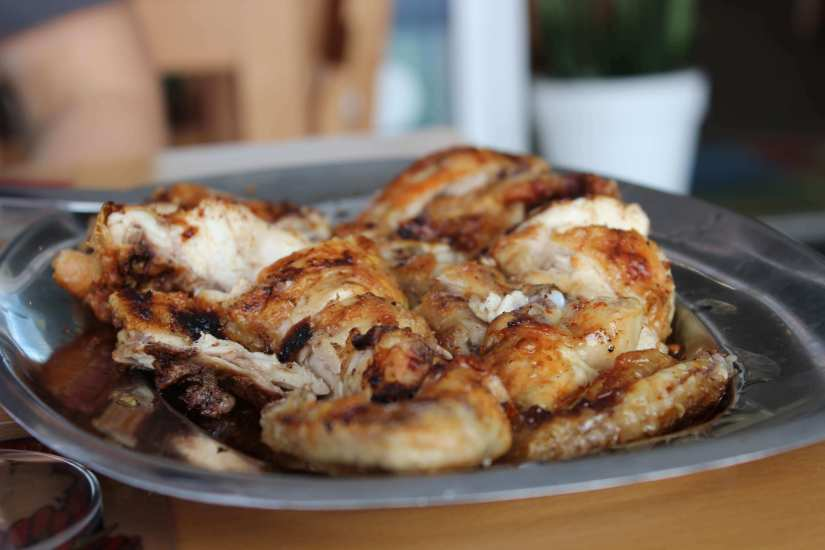 Suitcase Six piripirichicken From Codfish to Cozido: 5 Places to Eat in the Azores