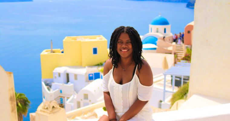 Suitcase Six sojournersantorini Woman of the Week: Sojourner