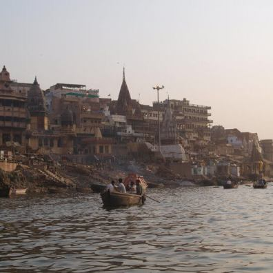 Suitcase Six Melanie-Ganges-river Woman of the Week: A Celebration