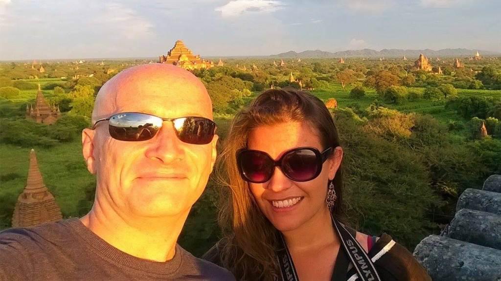 Suitcase Six Melanie-in-Myanmar-1024x575 Woman of the Week: Melanie