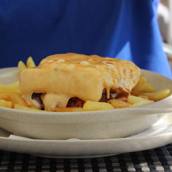 Suitcase Six francesinha-sideview From Codfish To Cozido (Part II): 5 Portuguese Restaurants with Scrumptious Foods