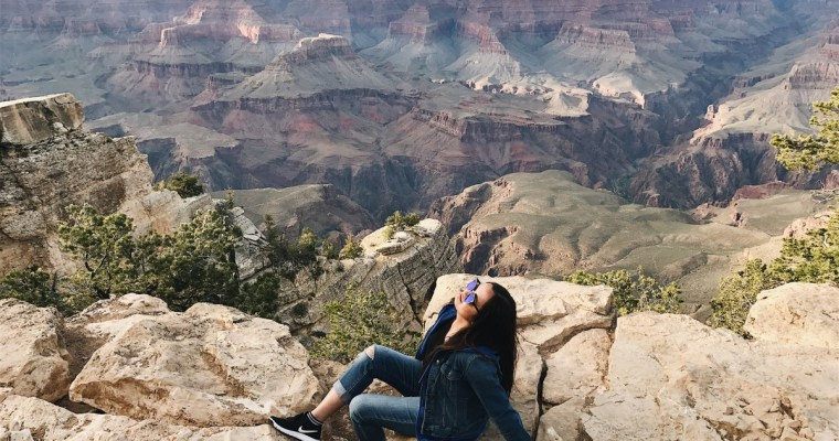 Suitcase Six Kate-Grand-Canyon-Arizona Woman of the Week: Kate