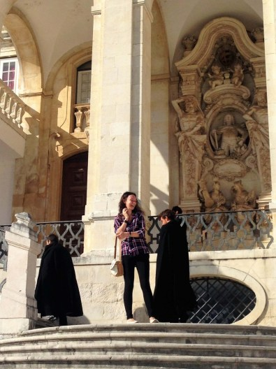 Suitcase Six Coimbra Woman of the Week: Natalia