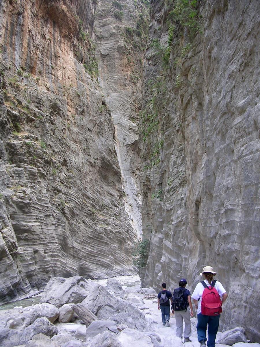 Suitcase Six Samaria-Gorge-2 8 Environmentally Friendly Adventures to Discover Around the World