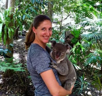 Suitcase Six Kim-and-Koalas Woman of the Week: Kim
