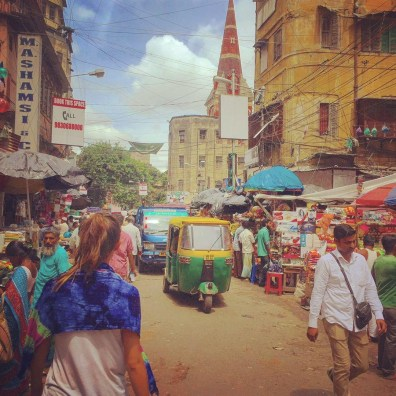 Suitcase Six Stef-in-India Woman of the Week: Stef