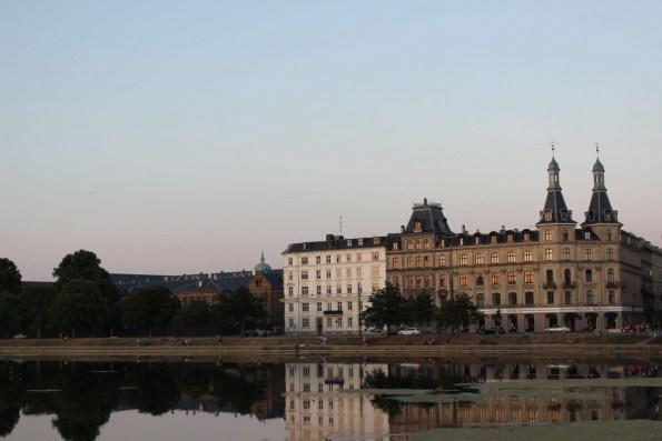 Suitcase Six Denmark-canal Halfway Around The World: Mid-Trip Updates