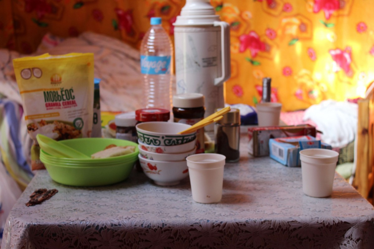Suitcase Six breakfast-table Mongolia Travel: What To Pack For Mongolia